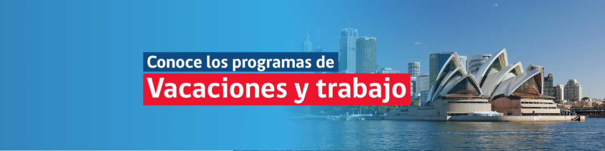 Programas Trabajo y Vacaciones (Work and Holidays)